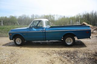 1970 C / 10 Longbox photo
