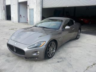 2008 Maserati Granturismo Coupe 4.  2l V8 Great Driver Very Reliable photo