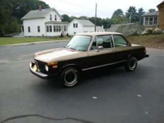 1974 Bmw 2002 Automatic - Daily Driver - photo