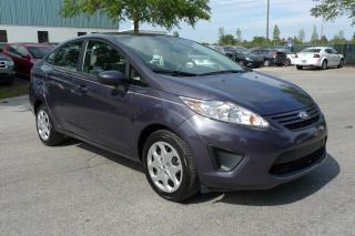 2012 Ford Fiesta 1.  6l Abs 5 - Speed Gas Saver photo