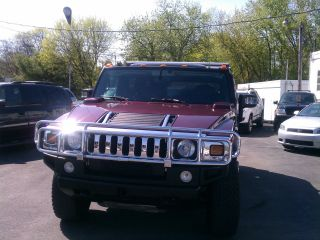 2006 Hummer H2 Base Sport Utility 4 - Door 6.  0l photo