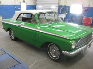 1962 Rambler American 400 Convertibile photo