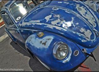 1967 Volkswagen Beetle Turbo Og Paint photo