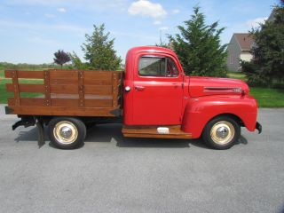 1949 Ford Truck Base 3.  7l photo