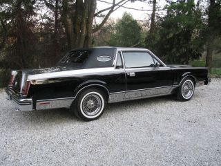 1981 Lincoln Mark Vi Immaculate Condition photo