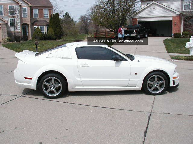 2005 ford mustang roush stage 1 specs. Black Bedroom Furniture Sets. Home Design Ideas