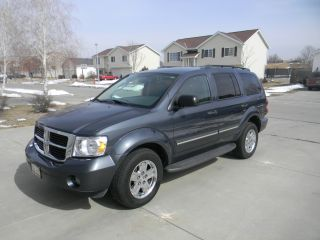 2007 Dodge Durango Slt Sport Utility 4 - Door 4.  7l photo