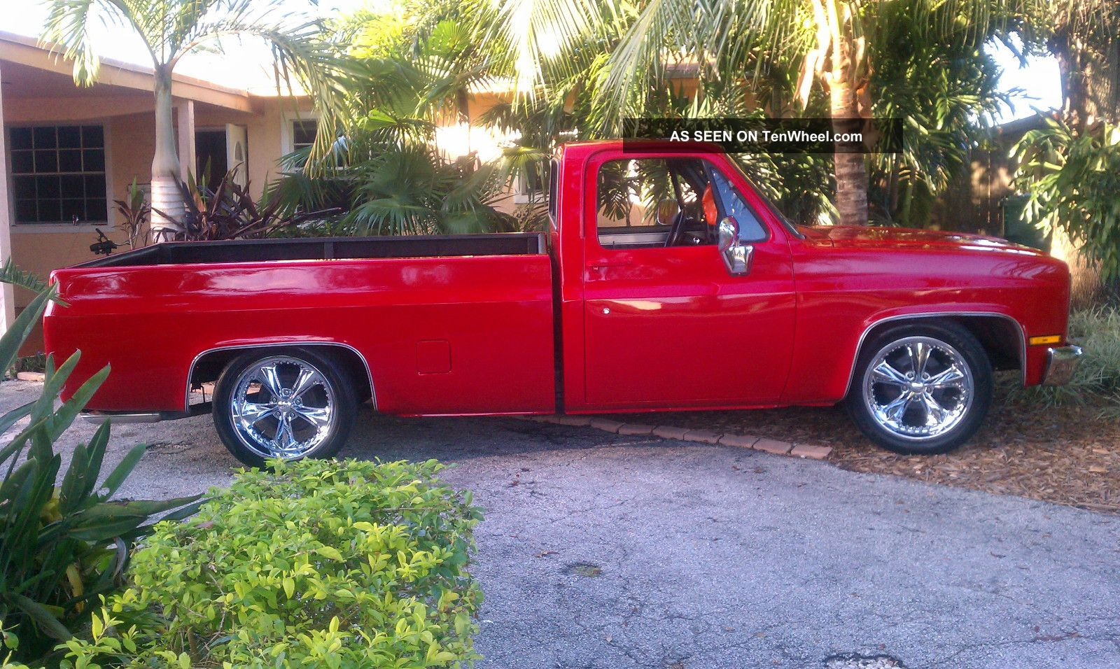 completely 1985 chevy pickup truck 400 small block chevy engine com. Black Bedroom Furniture Sets. Home Design Ideas