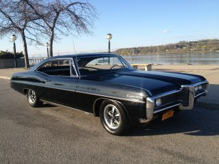 1968 Pontiac Catalina Fastback photo