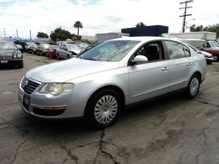 2006 Volkswagen Passat, photo