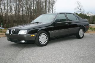 1991 Alfa Romeo 164 L Sedan 4 - Door 3.  0l photo