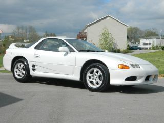 Mitsubishi 3000 Gt 1998 V6 Automatic 1 - Owner Tires Garaged Lady Driven photo