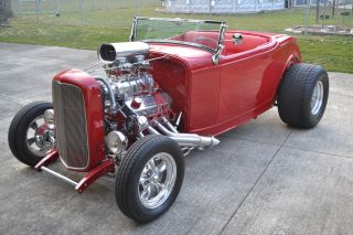 Ford Roadster,  1932 photo