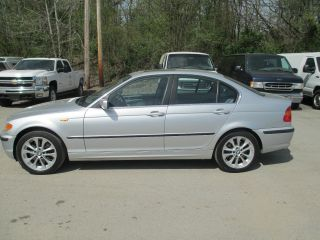 2002 Bmw 330xi Base Sedan 4 - Door 3.  0l photo