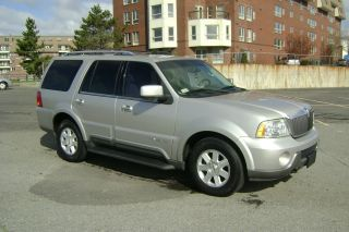2003 Lincoln Navigator 4x4 V8 Auto photo