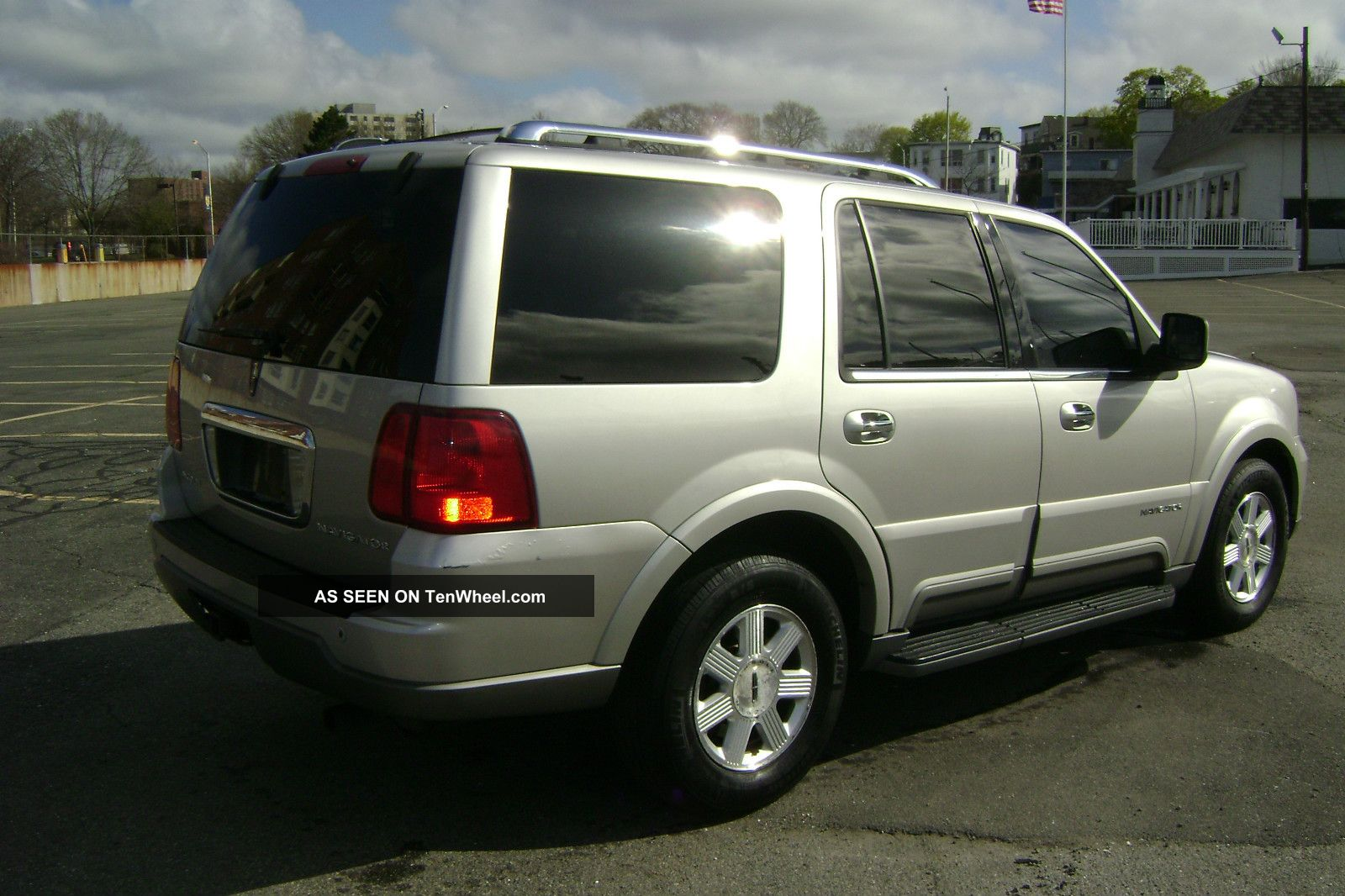 Lincoln Navigator X V Auto Lgw