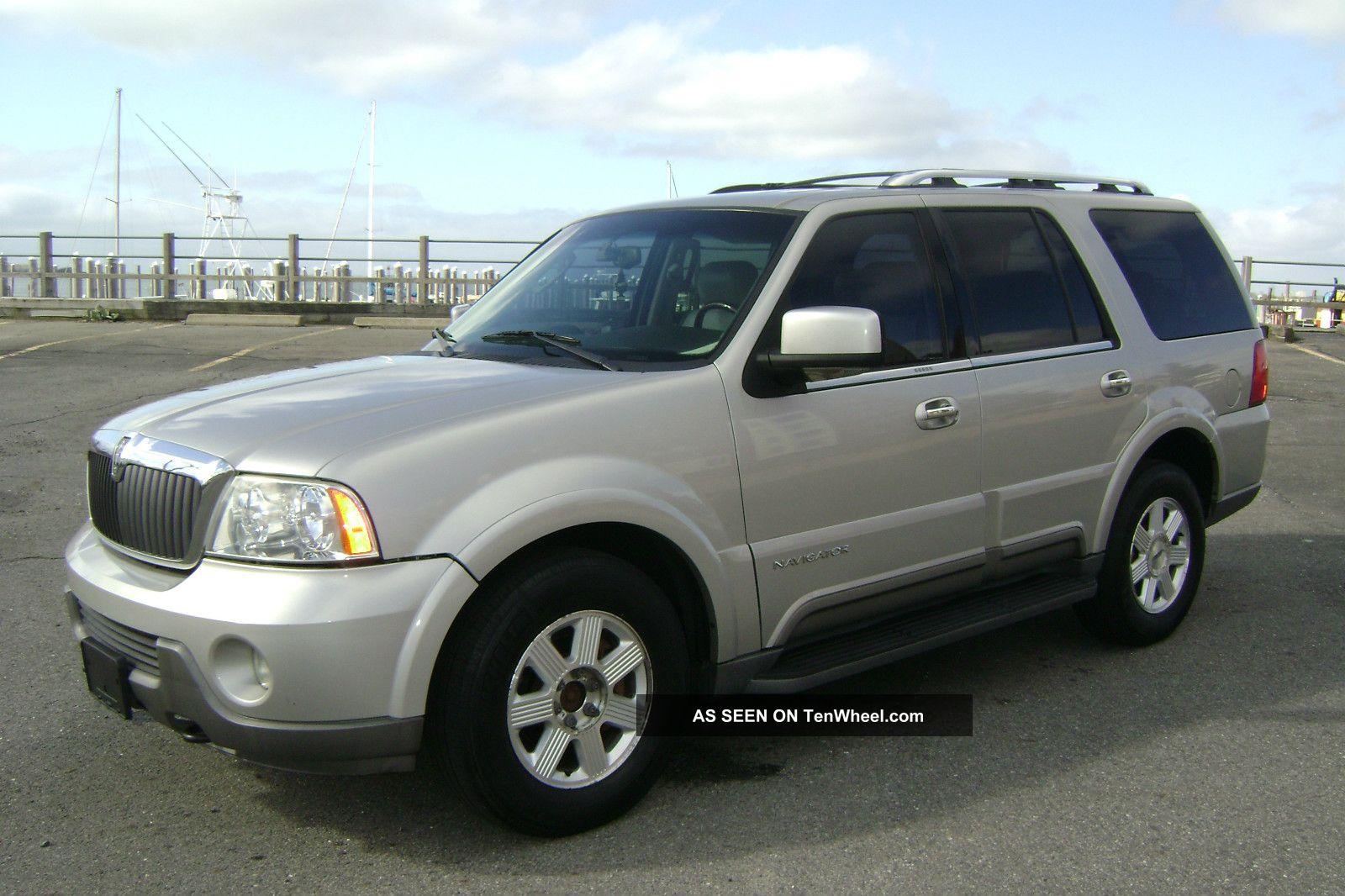 2003 Lincoln Navigator 4x4 V8 Auto