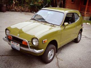 1971 / 72 Honda Az600 Coupe photo