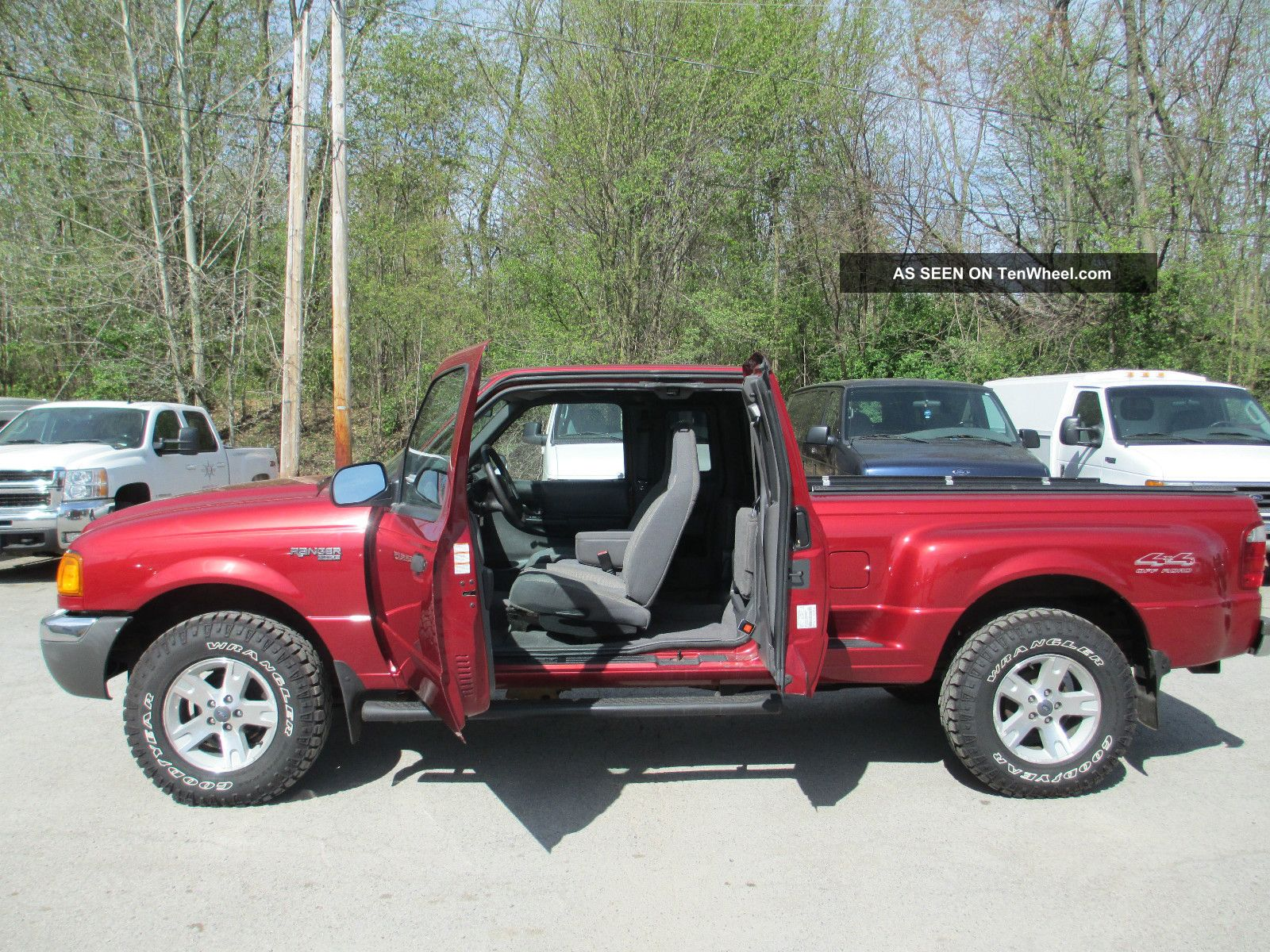 2002 ford ranger xlt extended cab pickup 4 door 4 0l. Black Bedroom Furniture Sets. Home Design Ideas