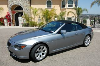 2006 Bmw 6 - Series 650i Extended From Bmw With Maintenance photo