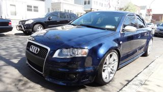 2007 Audi Rs4 Base Sedan 4 - Door 4.  2l photo