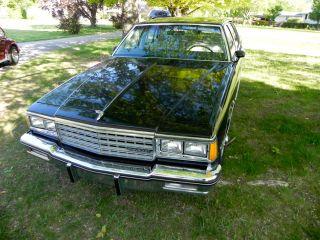 1983 Chevrolet Caprice Classic photo