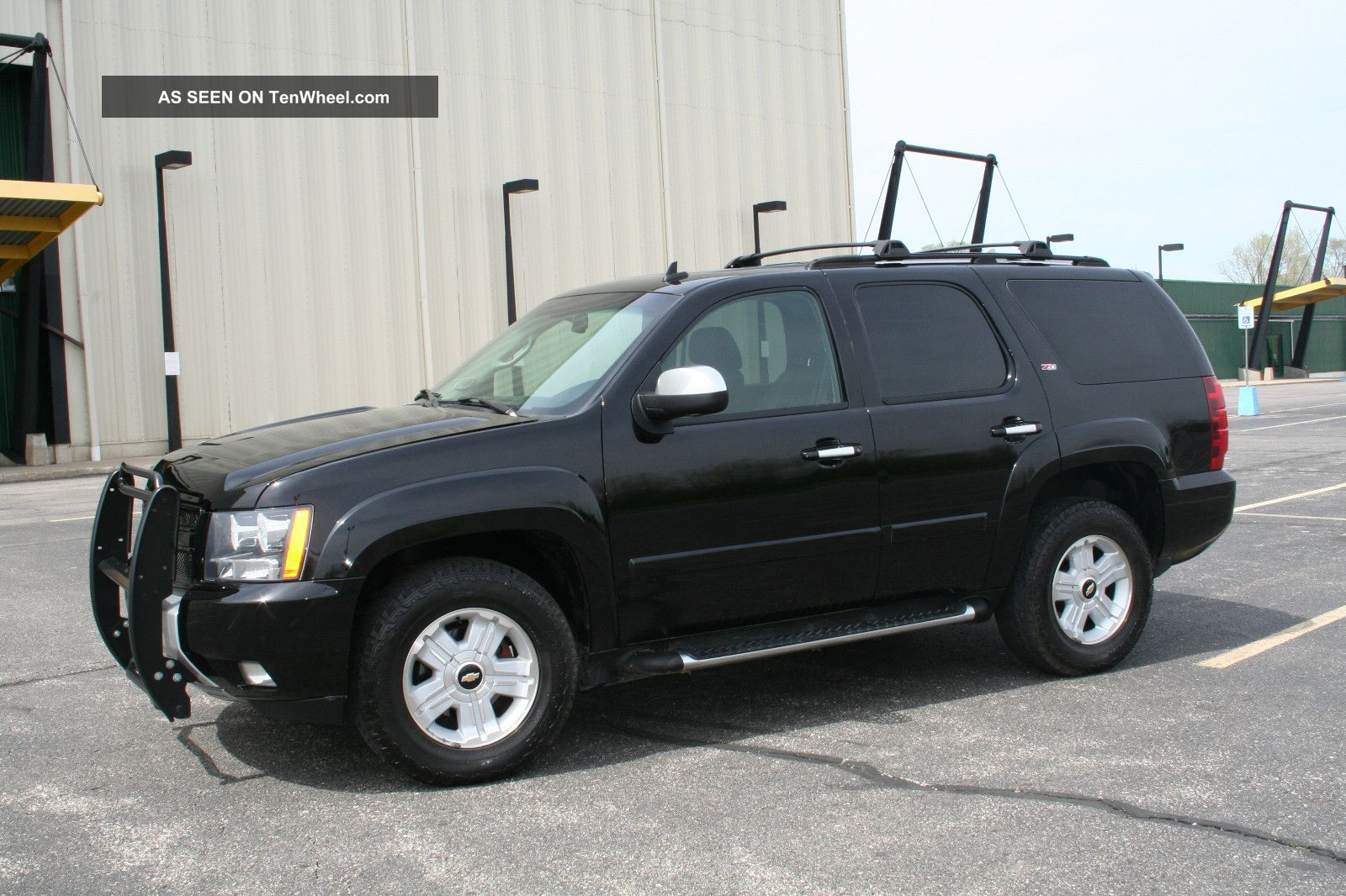 2007 chevy tahoe z71 offroad package tahoe photo 1