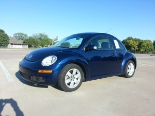 2007 Volkswagen Beetle 2.  5 Hatchback 2 - Door 2.  5l Automatic photo