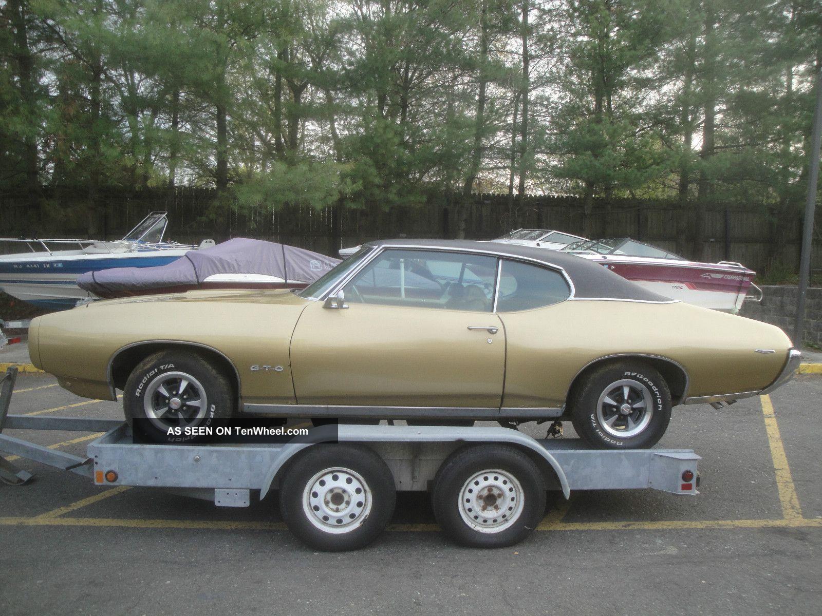 1970 Gto For Sale Craigslist Autos Post