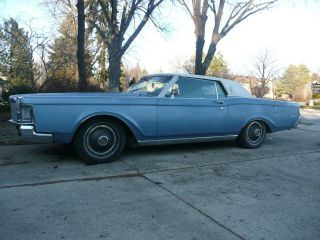 1969 Lincoln Continental Mark Iii photo