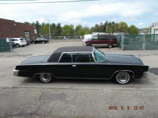 1966 Chrysler Imperial Base Hardtop 2 - Door 7.  2l photo