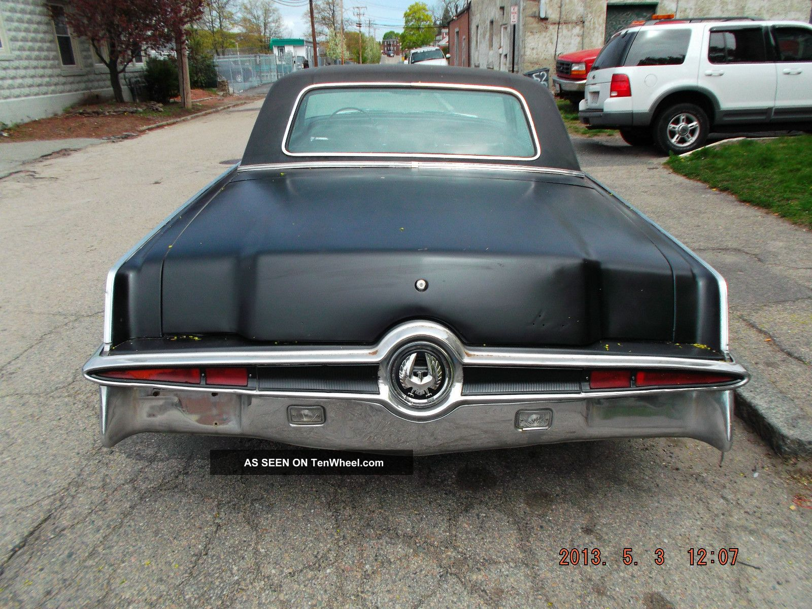 1966 chrysler imperial base hardtop 2 door 7 2l imperial photo 1. Cars Review. Best American Auto & Cars Review