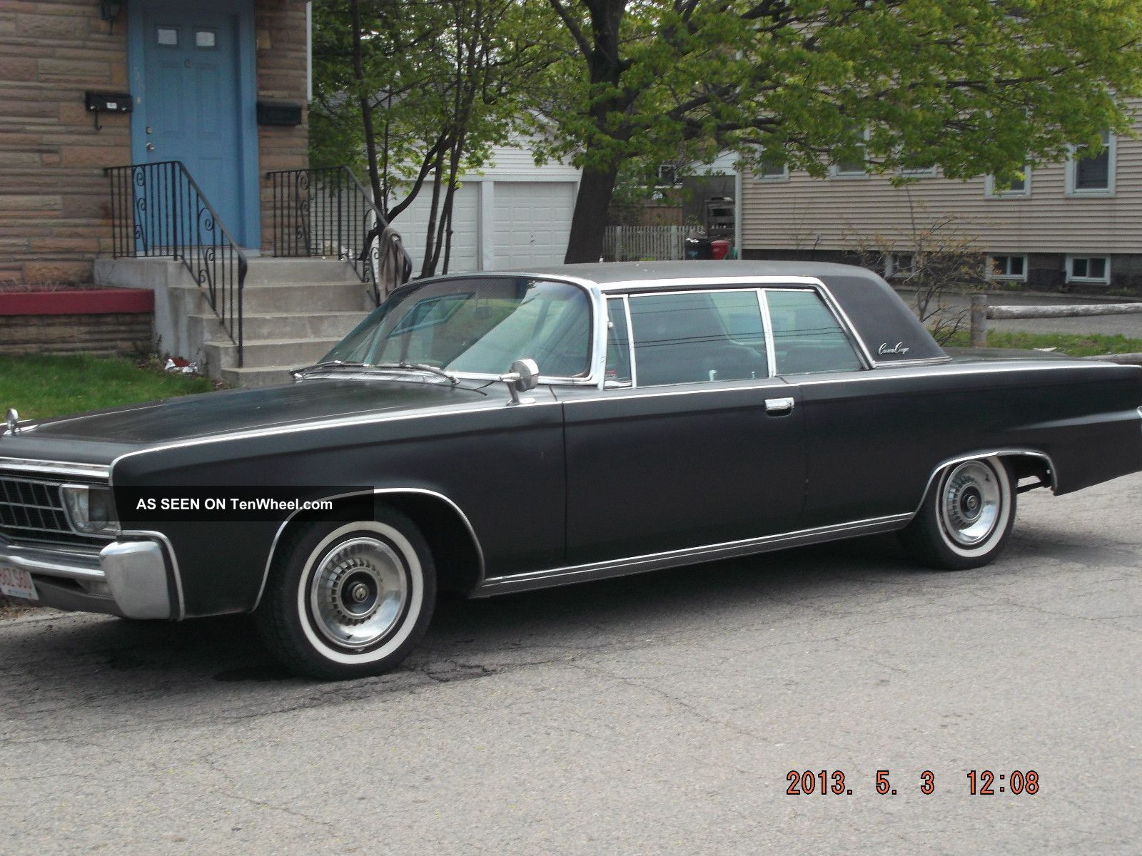 1966 chrysler imperial base hardtop 2 door 7 2l imperial photo 2. Cars Review. Best American Auto & Cars Review