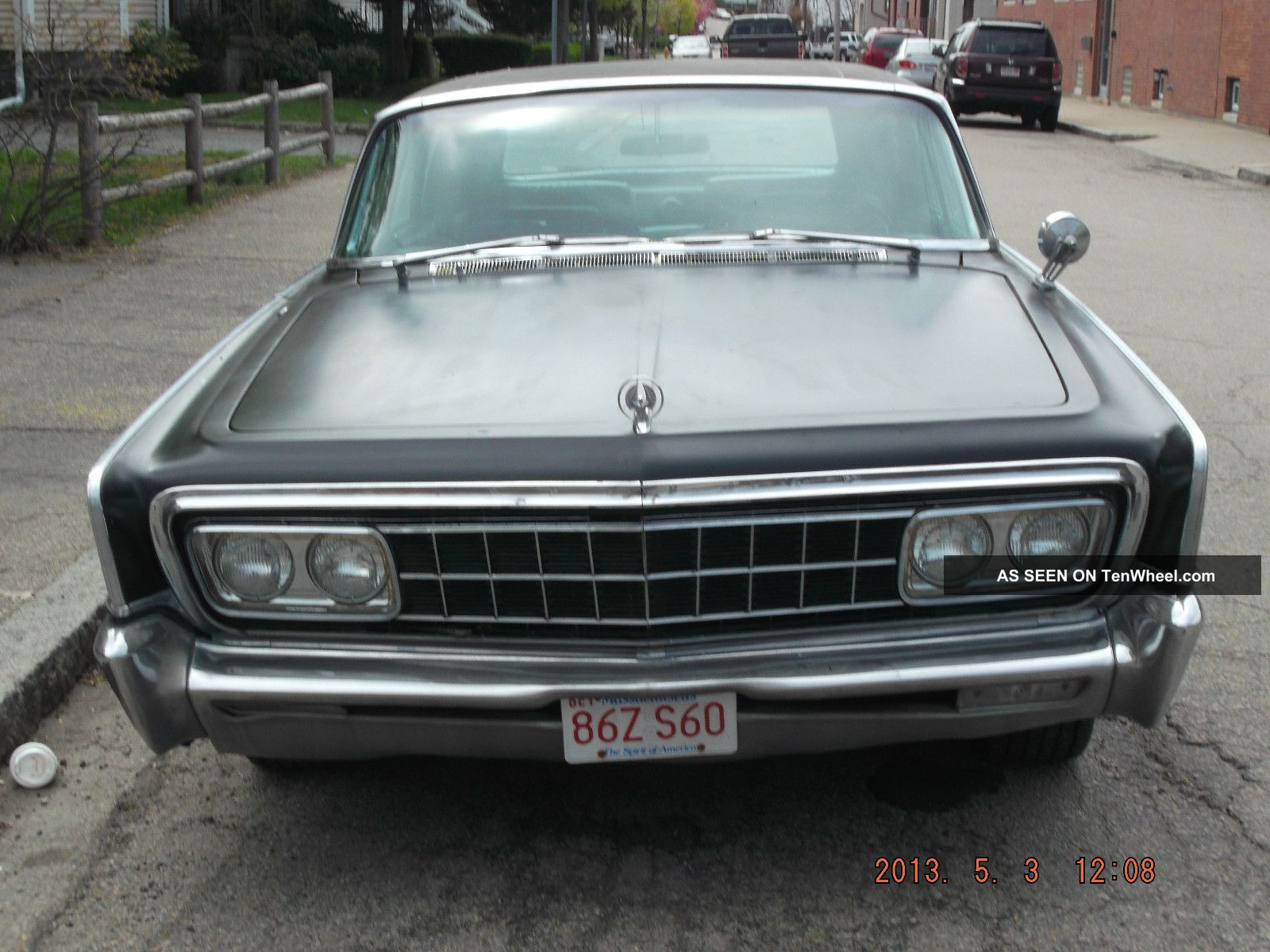 1966 chrysler imperial base hardtop 2 door 7 2l imperial photo 3. Cars Review. Best American Auto & Cars Review