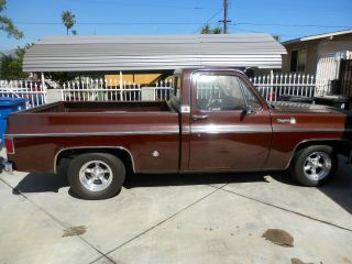 1978 Chevy Cheyenne Truck photo