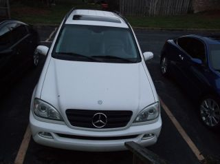 2004 Mercedes Benz Ml350 - Vg Cond photo