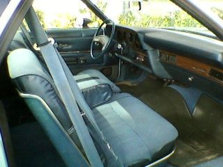 1978 Ford Ranchero 500 Standard Cab Pickup 2 - Door 5.  0l photo