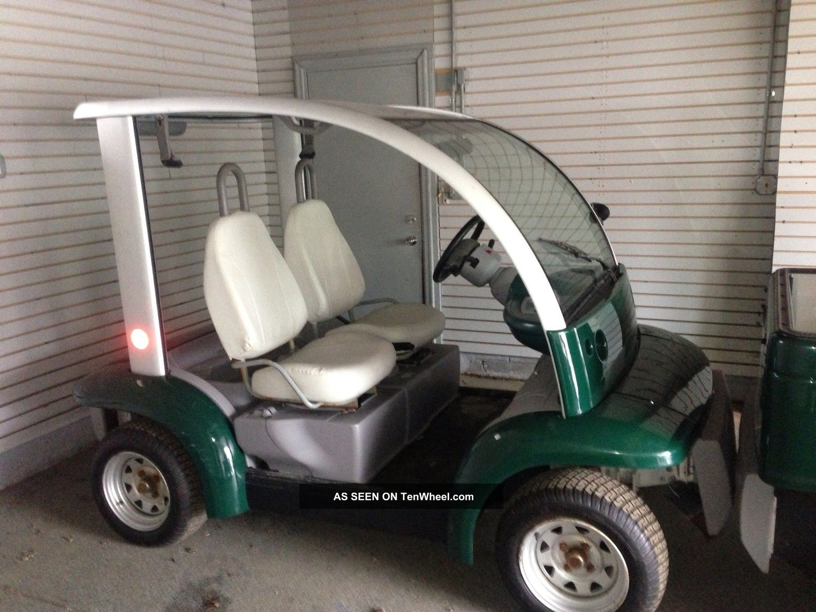 2002 Ford Think Electric Street Legal Car Will Trade Has Nj Title Other photo