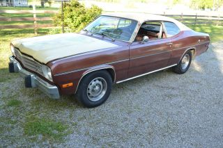 1973 Plymouth Duster 340 5.  6l photo
