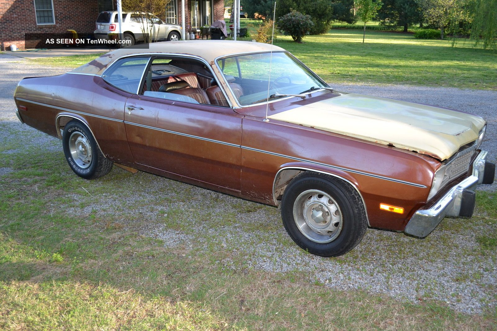 1973 plymouth duster 340 5 6l