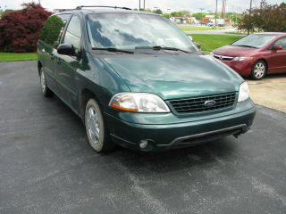 2003 Ford Windstar Lx Mini Van 7 Passenger 4 - Door Great For Wheelchair Lift photo