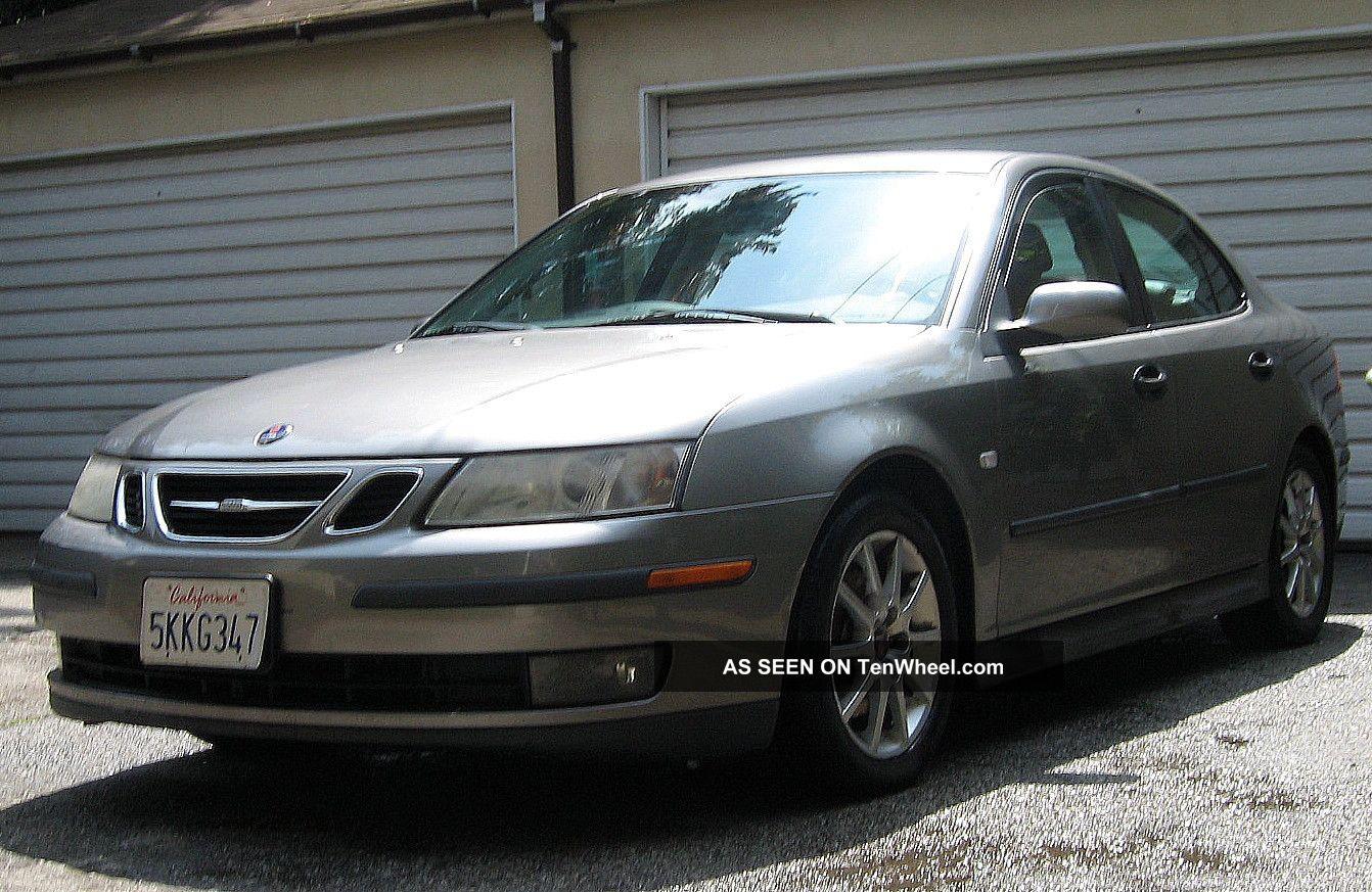 2003 Saab 9 - 3 Linear Automatic Sedan 9-3 photo