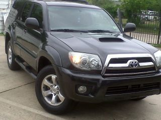 2007 Toyota 4runner Limited Sport Utility 4 - Door 4.  0l photo