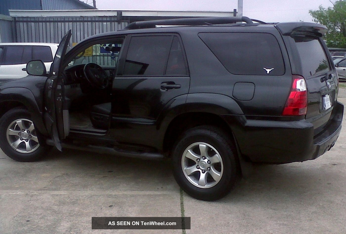 2007 toyota 4runner limited sport utility 4 door 4 0l. Black Bedroom Furniture Sets. Home Design Ideas