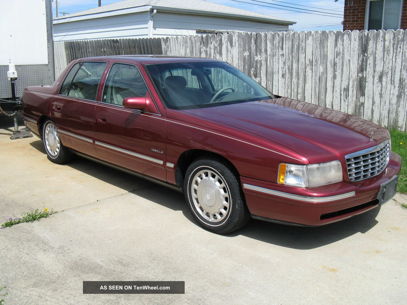 1999 cadillac deville non running mechanics dream. Cars Review. Best American Auto & Cars Review