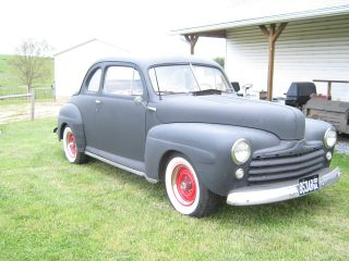 1948 Ford Coupe photo