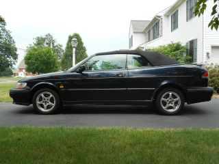2000 Saab 93 Se Turbo Convertible photo
