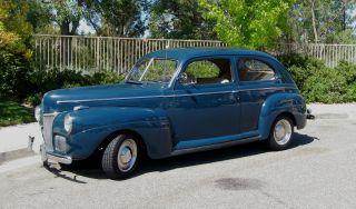 1941 Ford Tudor Sedan Classic photo