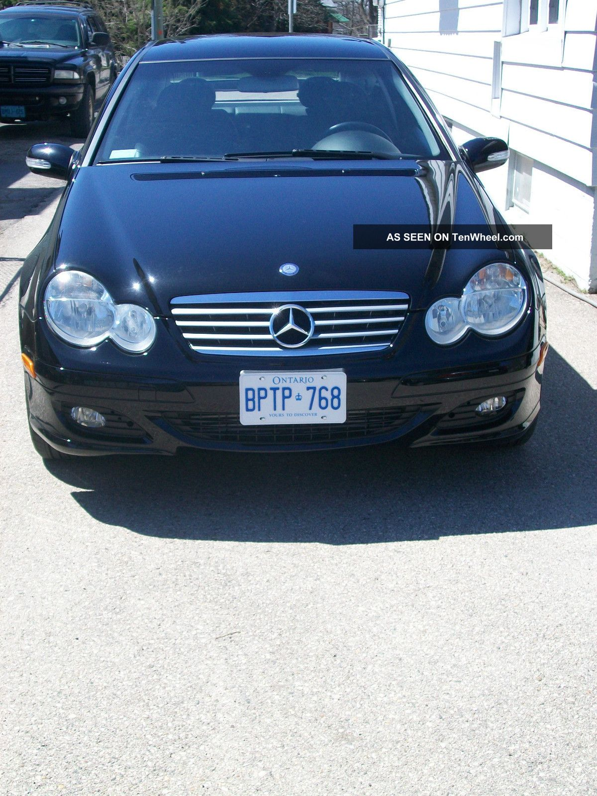 2005 mercedes benz c class c230 kompressor sport coupe. Black Bedroom Furniture Sets. Home Design Ideas