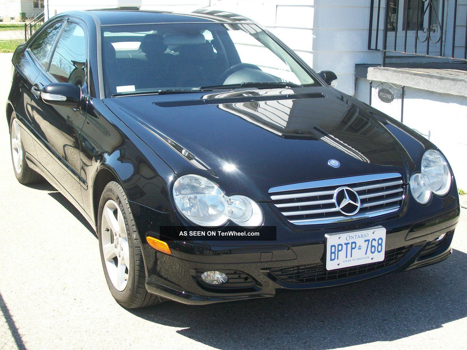 2005 Mercedes - Benz C